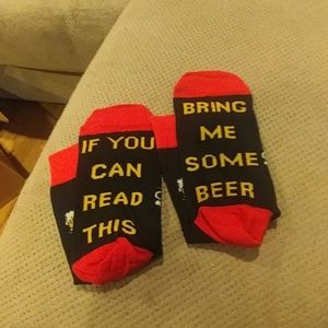 Other - ♥️New funny beer socks